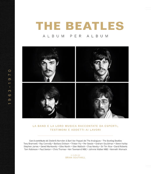 beatles album per album