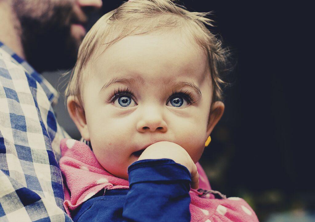 guardare il mondo con gli occhi di un bambino